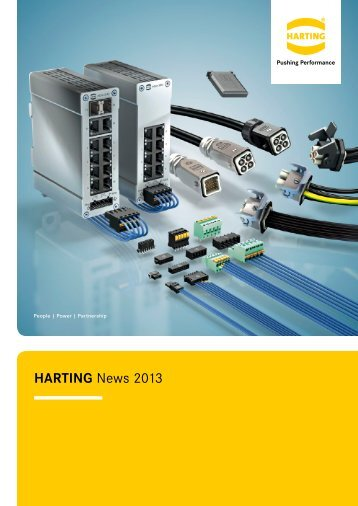 HARTING News 2013