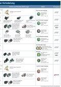 Katalog Ethernet Network Lösungen Automation IT - Verkabelung - Page 3