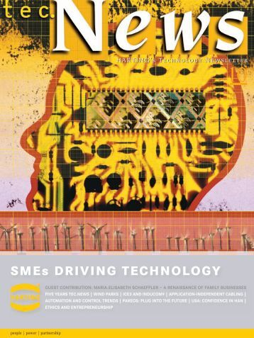 SMEs DRIVING TECHNOLOGY - Harting