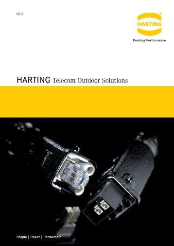 HARTING Telecom Outdoor Solutions