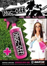 MUC-OFF Flyer Download - Hartje