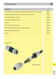 50. 0 HARAX® Inhaltsverzeichnis