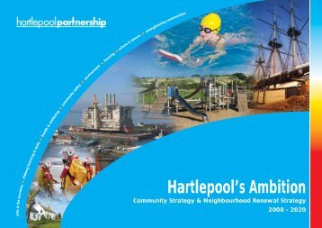 Hartlepool's Ambition - Hartlepool Borough Council