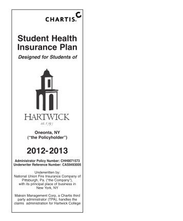 college health insurance plans For some perspective on just how vital health insurance can be for college students choosing the right health insurance plan understandably.