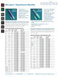 needles - Harvard Apparatus - Page 7