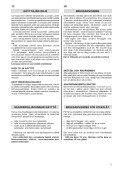 Gebrauchs- und Montageanleitung - Harvia - Seite 3
