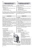 Gebrauchs- und Montageanleitung - Harvia - Seite 4