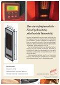 Harvia-infrapunalaite – Nauti pehmeästä, säteilevästä lämmöstä. - Page 2