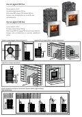 Harvia Legend -puulämmitteiset kiukaat - Page 3