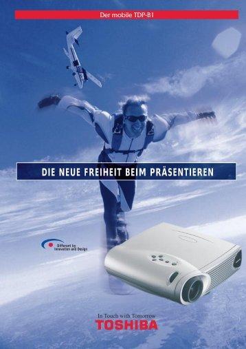 DIE NEUE FREIHEIT BEIM PRÄSENTIEREN - Werner