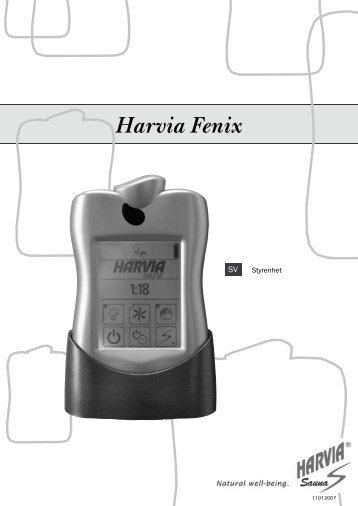Styrenhet - Harvia