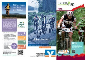 Download den Flyers - Harzer MTB Cup