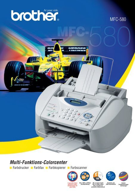 Multi-Funktions-Colorcenter - Werner
