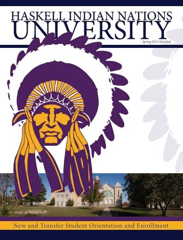 Sequoyah Hall - Haskell Indian Nations University Athletics