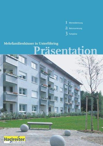 Objekt Fichtenstra§e RZ (Page 1) - Haslreiter.de