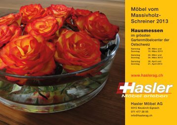 download katalog 2013 - Hasler AG