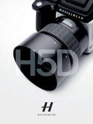 Download H5D Brochure - Hasselblad