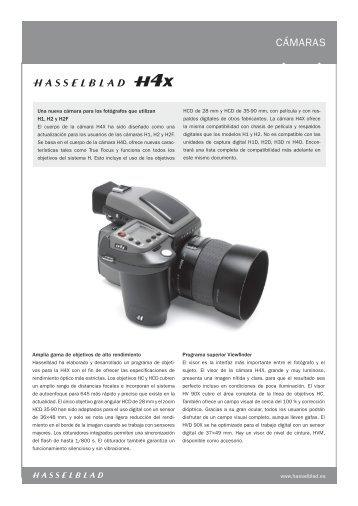 CÁMARAS - Hasselblad
