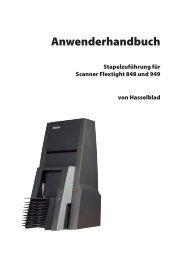 Anwenderhandbuch - Hasselblad