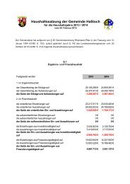 Doppelhaushalt_2013_2014 - Gemeinde Haßloch