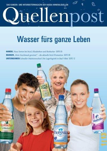 PDF Download 4,1 MB - Hassia Mineralquellen GmbH & Co. KG