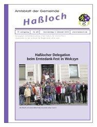 Nr. 40 - Gemeinde Haßloch