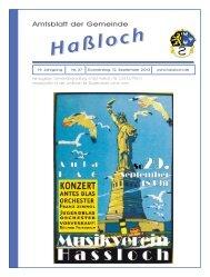 Nr. 37 - Gemeinde Haßloch