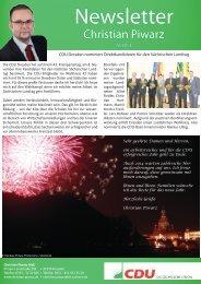 Newsletter IV/2013