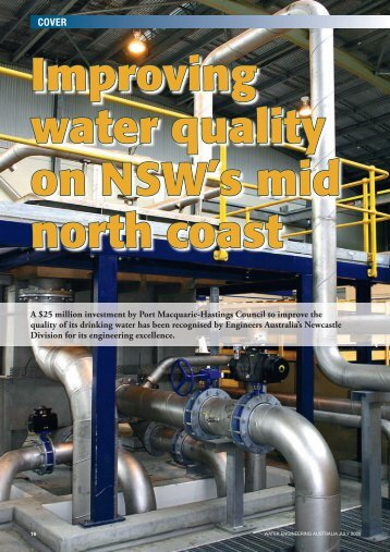 Water Engineering Australia July 2009 Cover Story.pdf - Hastings ...
