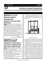 Structural Assets Engineering - Hatch