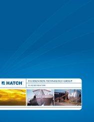 Fluid Bed Reactors [pdf, 2.06 MB] - Hatch