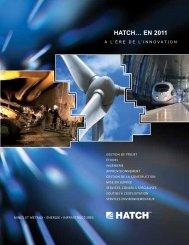 Hatch... en 2011