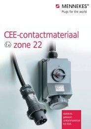 CEE-contactmateriaal zone 22 - Hateha
