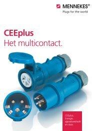 CEEplus Het multicontact. - Hateha