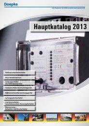 Hauptkatalog 2013 (18.5 MB) - Doepke