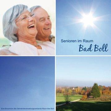 Senioren im Raum Bad Boll - Gammelshausen
