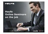 Präsentation als PDF herunterladen - Haufe Akademie