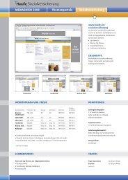 Sozialversicherung - Mediadaten Haufe Lexware