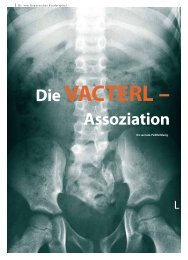 Die VAcTERl – Assoziation - Hauner Journal