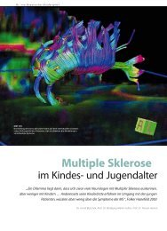 Multiple Sklerose.. - Hauner Journal