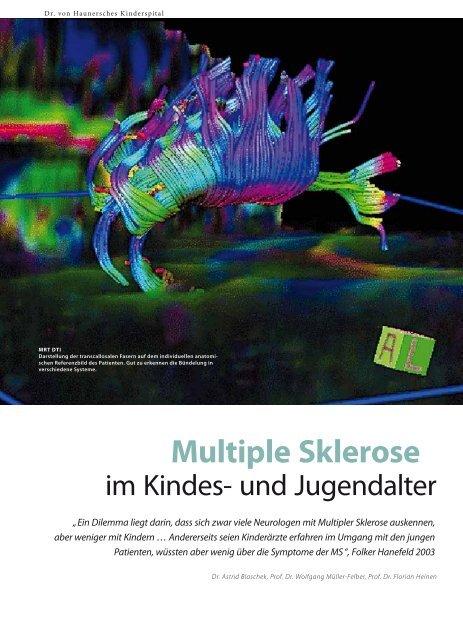 Multiple Sklerose.. - Hauner Journal