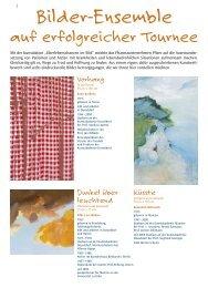 Bilder-Ensemble - Hauner Journal