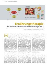 Ernährungstherapie - Hauner Journal