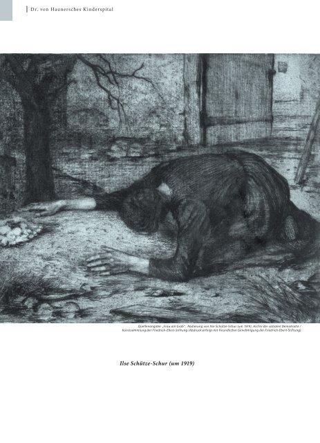 Ilse Schütze-Schur (um 1919) - Hauner Journal