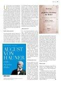 Auf der Suche nach der einigenden Kraft - Hauner Journal - Page 6