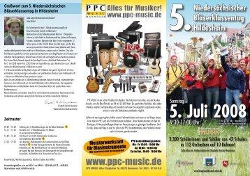 5. Juli 2008 - Hauptsache Musik