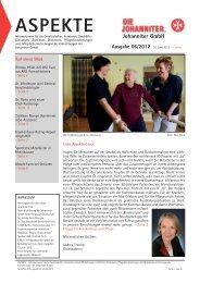 ASPEKTE - Hauptstadtkongress Medizin und Gesundheit