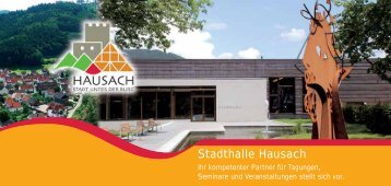 Stadthalle Hausach