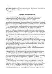 Feinstrukturbuch Krankheit und Klassifizierung.pages