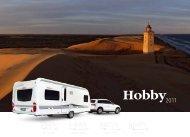   de luxe   excellent   prestige   la vita   - Hobby Caravan